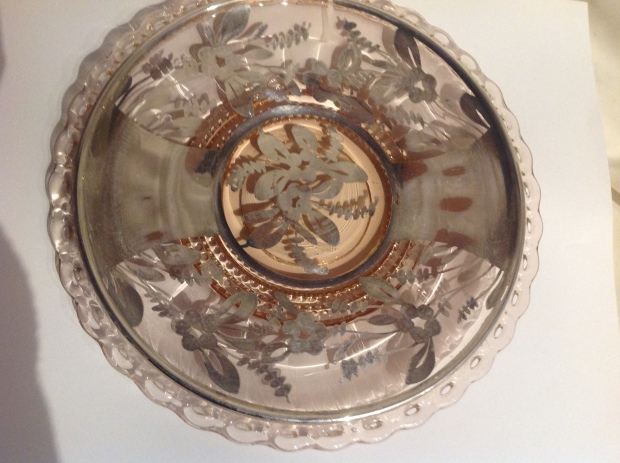 WHAT SILVER ON PINK PLATES?  SEE TREASURE HUNT MARCH 28